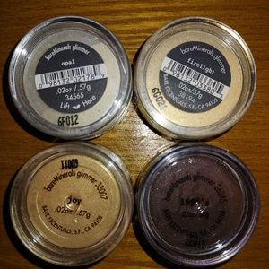 Bare minerals eye glimmer collection (set of 4)